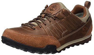 Timberland Men's Greeley Approach Low Leattortoise Oxford, Brown (Tortoise Shell Rugged Fg), 6.5 UK