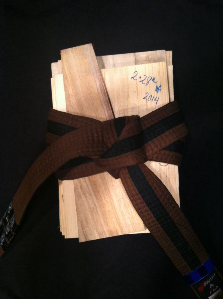 1000 Ideas About Karate Belt Display On Pinterest