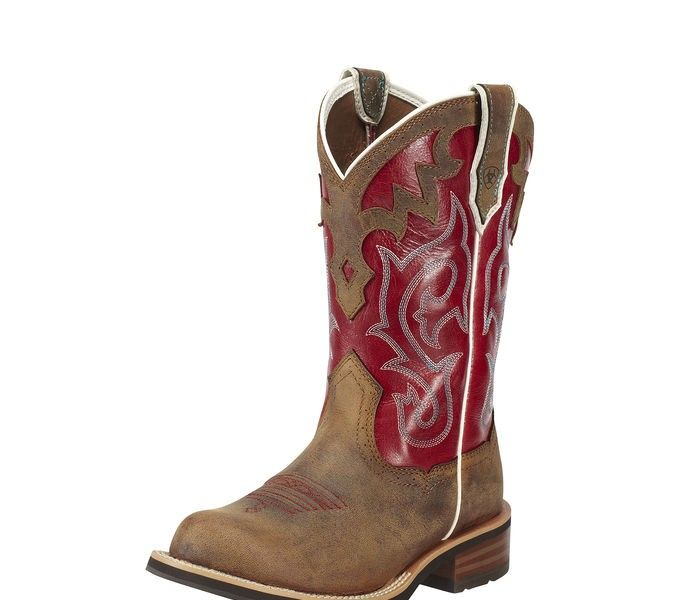 Red Hot Cowgirl Boots We Love
