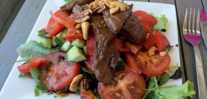 Recept: biefstuk teriyaki salade