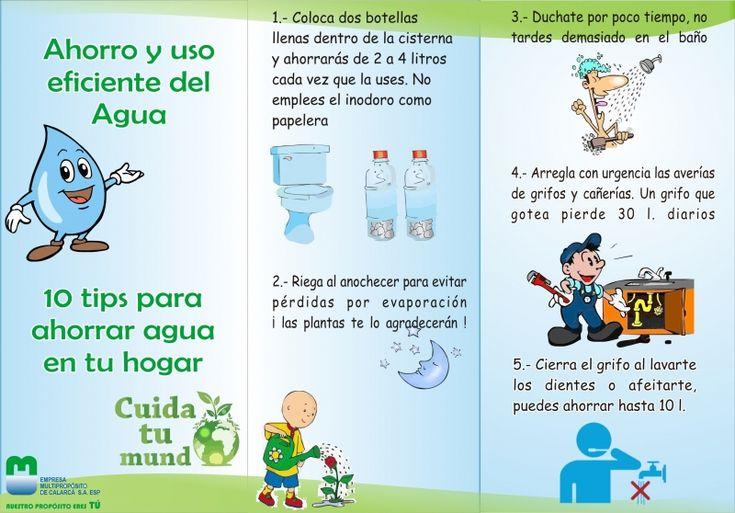 Folleto Ahorro del Agua - .: Empresa Multipropósito de Calarcá ...