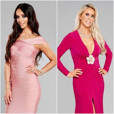 Meet The Newest Real Housewives Of Cheshire Stars: Nermina Pieters-Mekic And Rachel Lugo!