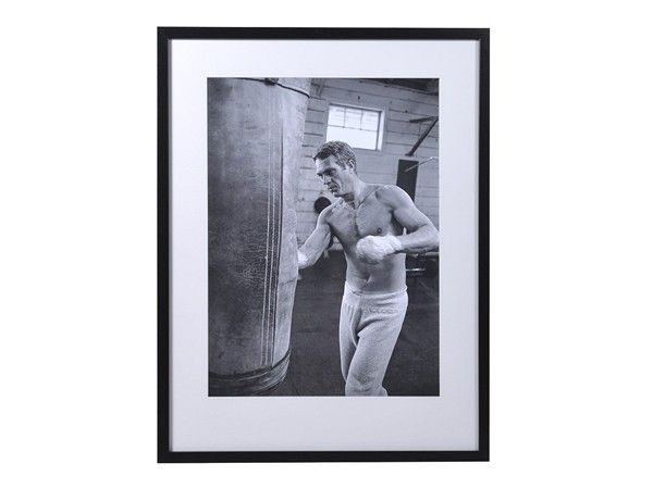 Steve Mcqueen boksing bilde 63x83cm