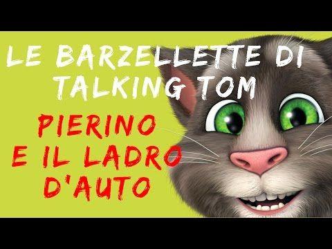 RIDERE con le BARZELLETTE per BAMBINI di TALKING TOM