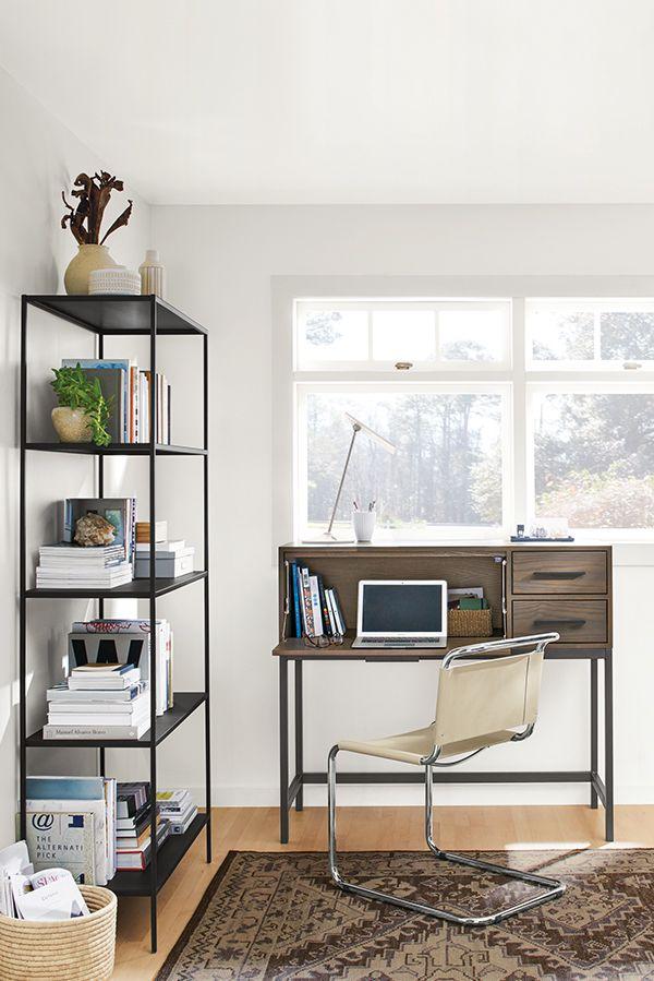 Alden Modern Office Armoire