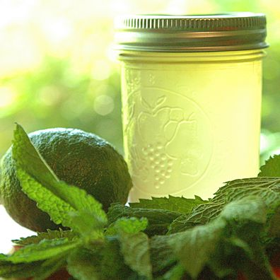Guess what  I am going to make with all my mint . . . mojito jelly!!!!