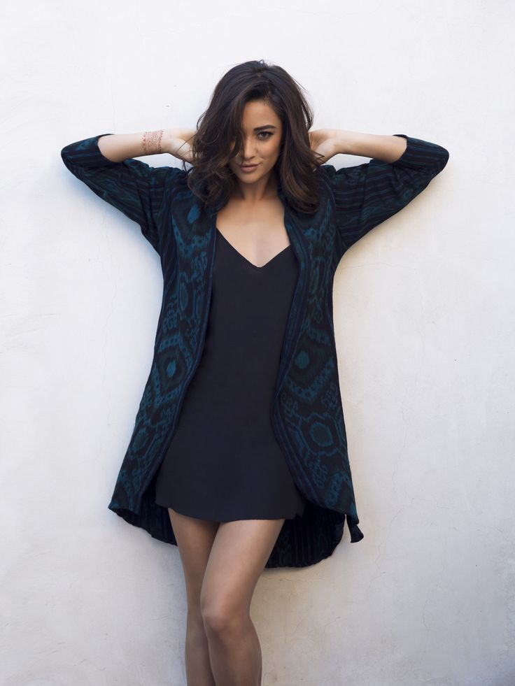 @personalshaym in our Adela Duster! #cleobella #holiday2014