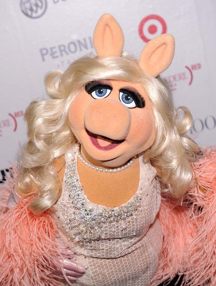 El estilo de Miss Piggy