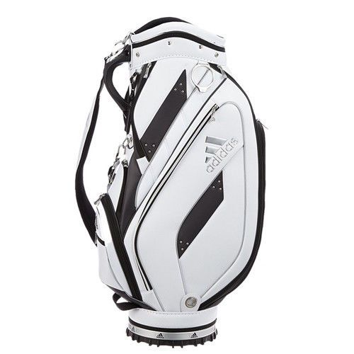 8583d092e4fe adidas Golf Men s High Caddie Bag TalyorMade Club Bag Backpack White A10201   adidas  Modern