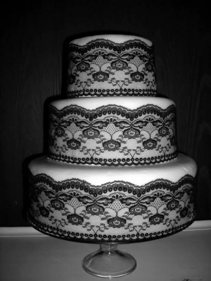 black and white lace wedding cakes 18 best black lace cakes images on lace cakes 11837