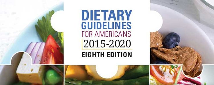 As opinions on nutrition are ever changing, the government provides a good standard for nutritional guidelines.  Having a reliable standard to use as a framework for proper nutrition is extremely important.