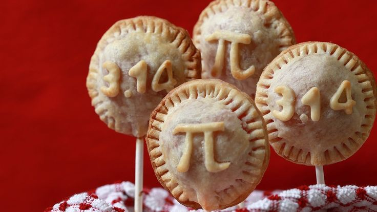 PI PIE POPS -  for Pi Day or just for all math fans!!! NERDY NUMMIES