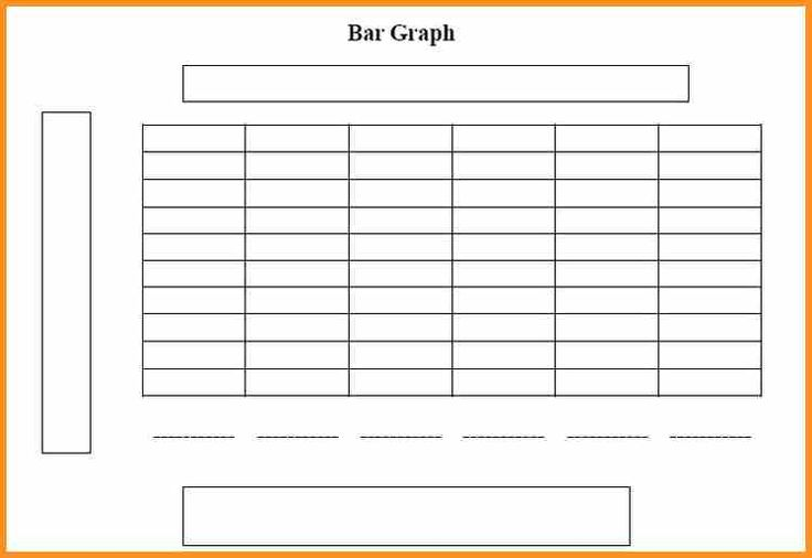Image result for Bar graph template