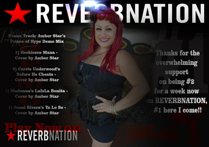 Check out Amber Star on ReverbNation