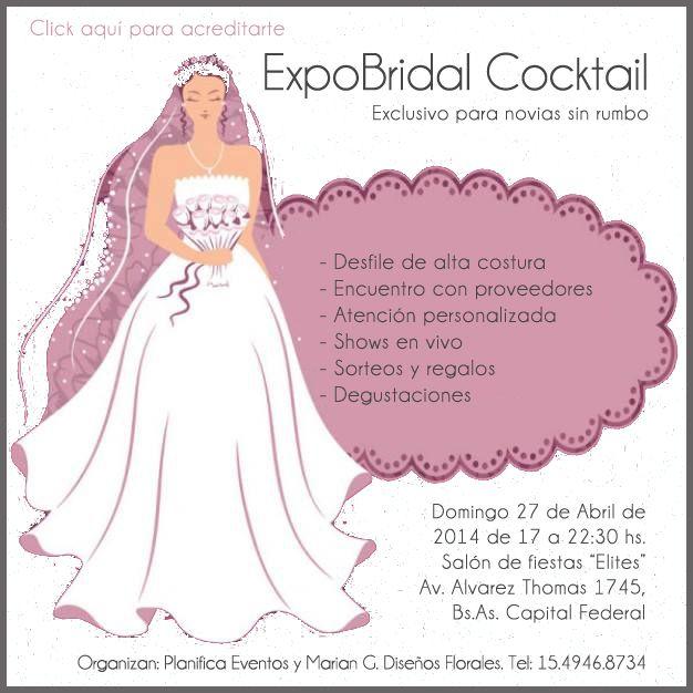Expo boda.