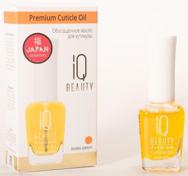 Обогащённое #масло для кутикулы #IQ #BEAUTY #Premium #Cuticle #Oil - #PerfettoME