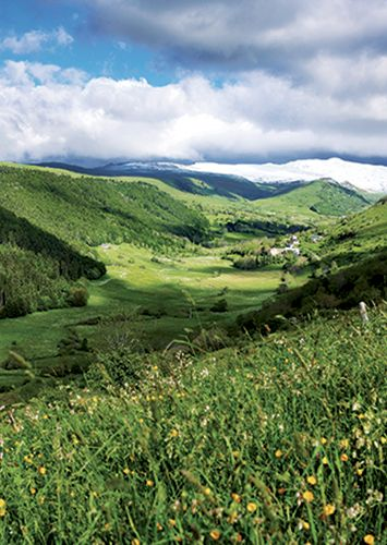 Nature du Cantal