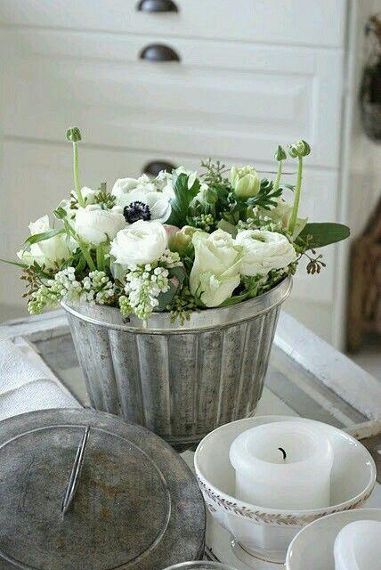 Prachtige landelijke bloemen