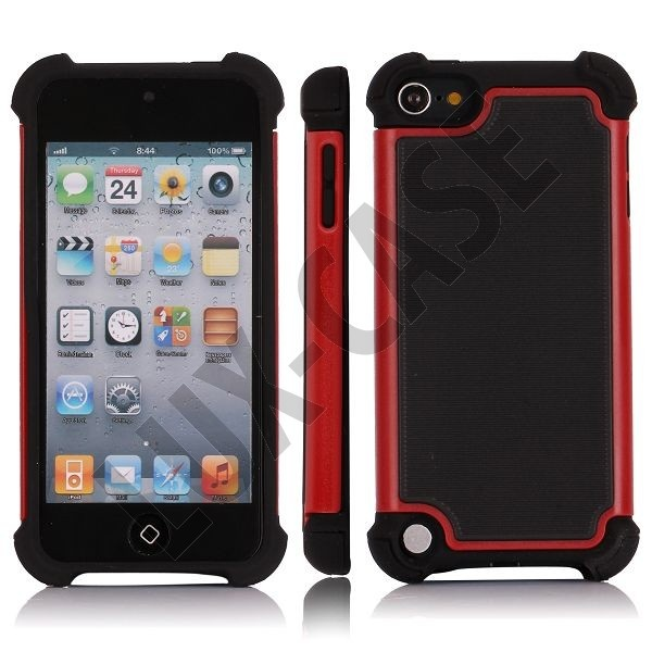 Impact (Rød) iPod Touch 5 Cover