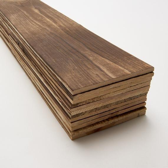 Reclaimed Shou Sugi Ban Wood Boards 20 Square Feet Wood Reclaimed Wood Wall Panels Wood Planks