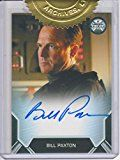 #4: Agents of SHIELD Archive Box Exclusive Autograph Card signed by Bill Paxton as Agent John Garrett