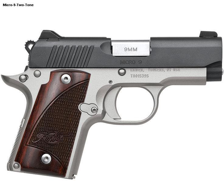 Kimber Micro 9mmLoading that magazine is a pain! Get your Magazine speedloader today! http://www.amazon.com/shops/raeind