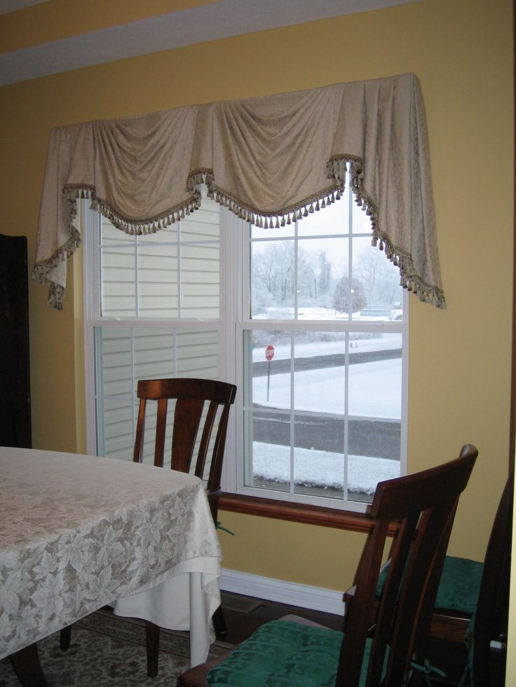 1000 images about curtains by faye on pinterest at the for Dining room valances