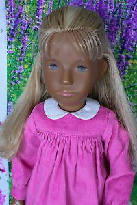Rare Vintage Sasha Doll 1968 Single Fringe Blonde With Tube | eBay