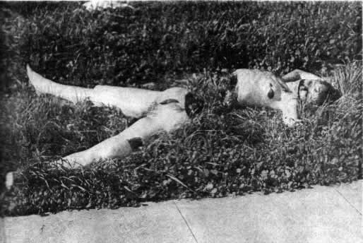 Elizabeth Smart, aka, the Black Dahlia.