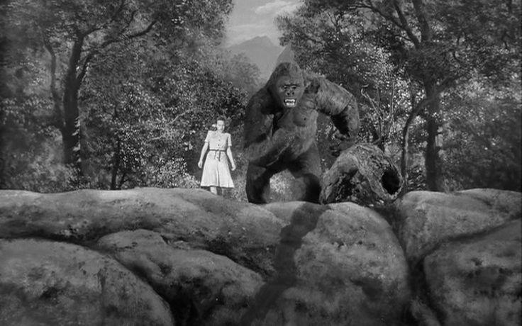"""mighty joe young   Monstro de um Mundo Perdido (""""Mighty Joe Young"""") – Um Filme ..."""