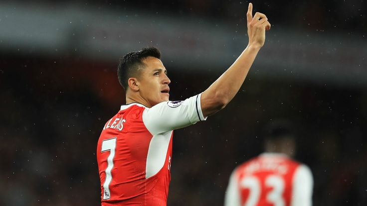 'Alexis Sanchez will definitely stay at Arsenal'