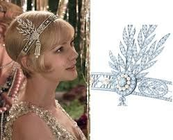 Image result for gatsby headpiece