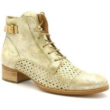 Bottines / Low boots Muratti BOTTINES  R9500L Or 350x350