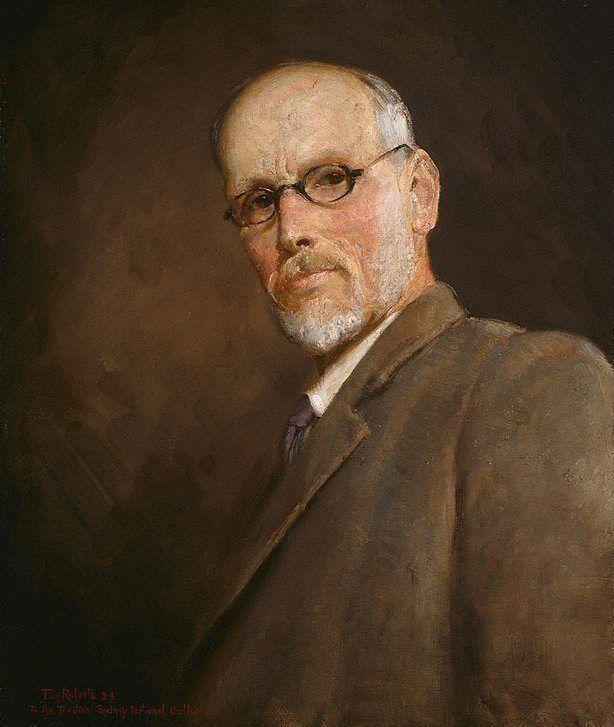 Tom Roberts Self Portrait