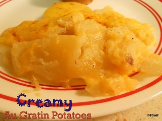 ... Creamy Au Gratin Potatoes | Food | Pinterest | Gratin, Potatoes and