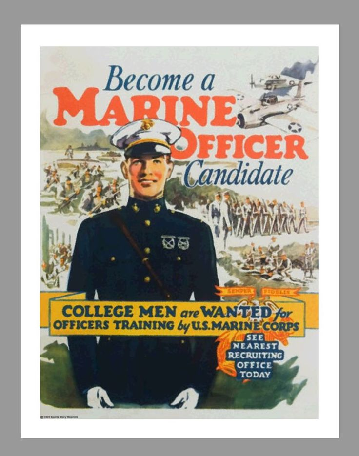 vintage recruiting posters