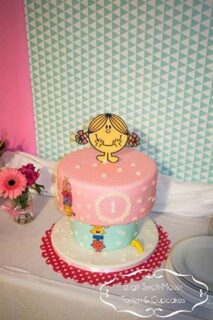 Birthday Cake, Little Miss Sunshine and Mr. Men, Mr. Men and Little Miss - Birgit Syrch-Moser - Google+
