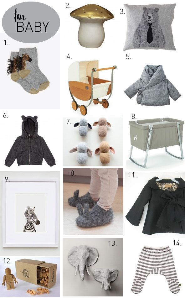 Gift Guide: For baby girl baby boy Cute Baby cute kid lovely