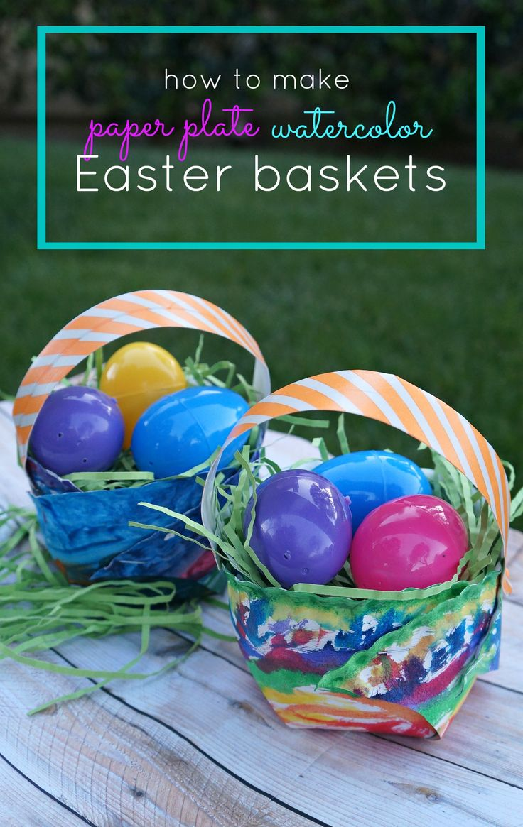 How To Make A Newspaper Basket With Top : Best easter fun images on food