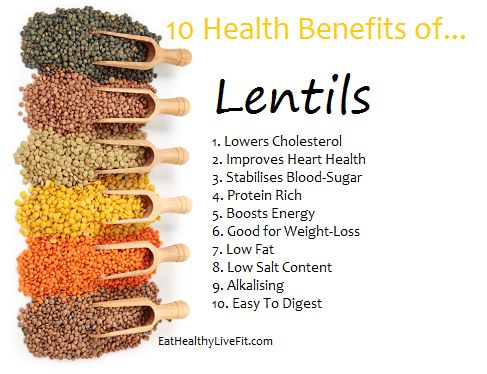 11 Interesting Benefits of Lentils | Organic Facts