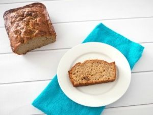Without a doubt this is easily the BEST Banana Bread recipe you will ever try - I promise! It's a great recipe to make with the kids as there is no need to use any bulky equipment (unless you are making it in the Thermomix of course!) and they will have a ball sifting, mashing and stirring all of the ingredients together.