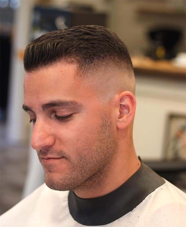 Best High And Tight Haircuts For Men Top 44 Picks High And Tight Haircut Military Haircuts Men Military Haircut