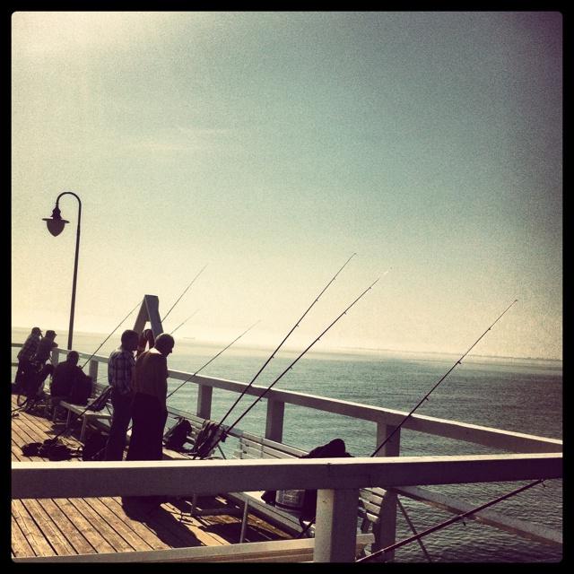 Gdynia. Orlowo. Fishermans.