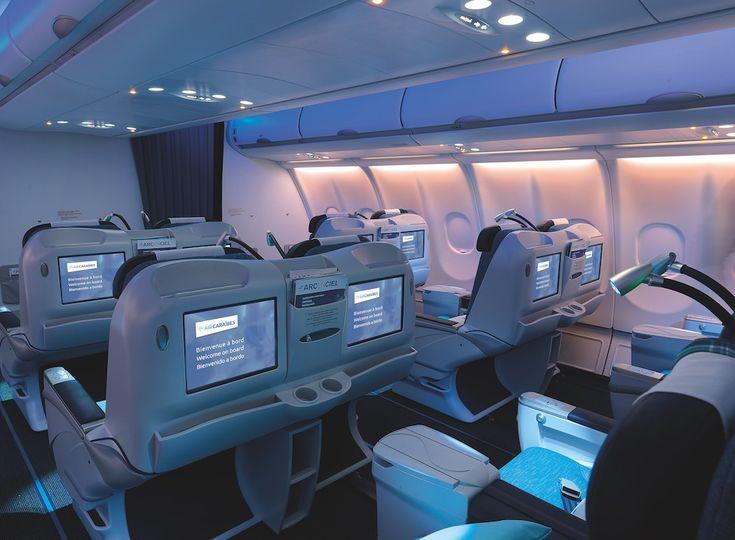 Air Caraïbes rénove sa flotte A330