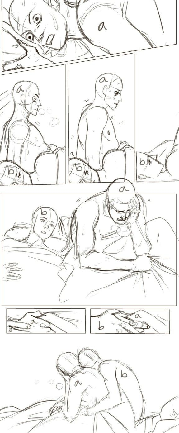 Waking from a nightmare