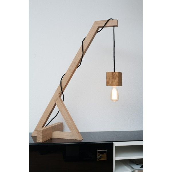 about Stehlampe Holz on Pinterest Floor lamps, Stehleuchte holz ...