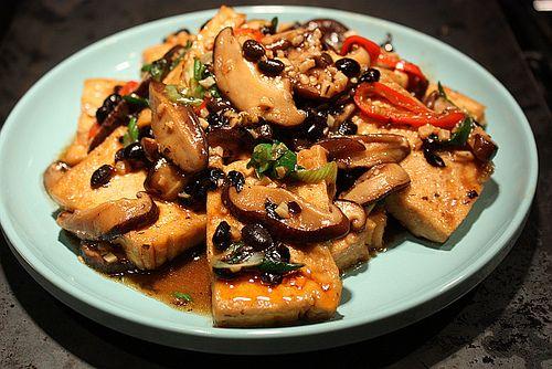 Hunan-Style Tofu | Main Dishes | Pinterest