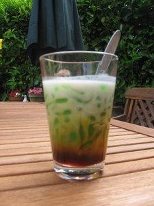 Es Cendol/ Dawet, dessert, indonesian, hungkwe