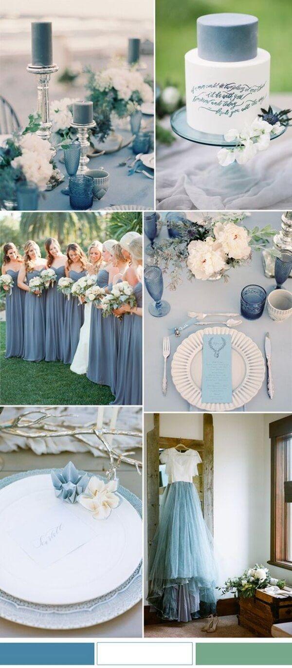 Свадьба 2017 — модные цвета