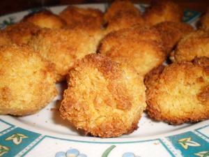 Biscotti vegan al cocco